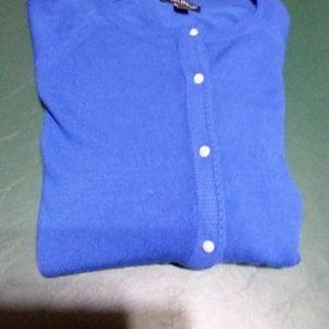 Women's 3x blue sweater